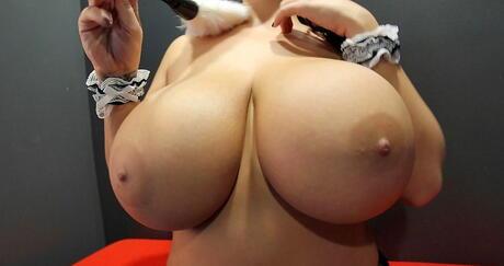 Maid Boobs