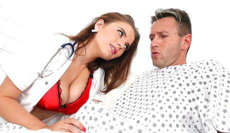 Nurse Boobs