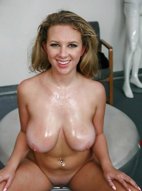 Cum On Tits Boobs