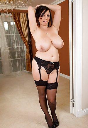 Stockings Boobs