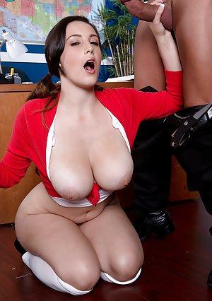 Teacher Boobs