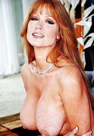 Redhead Boobs