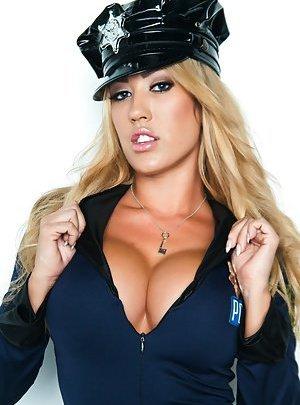 Police Boobs