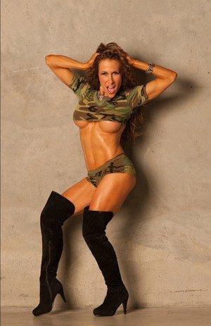 Military Boobs